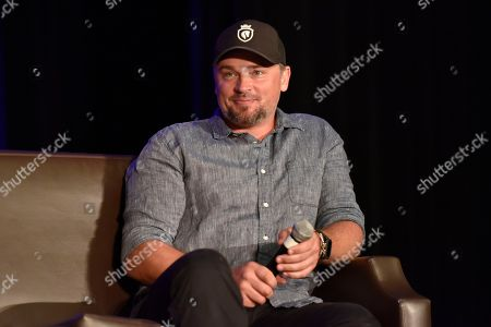 Stock Photo of Tom Welling seen on Day 3 at Wizard World Comic-Con at the Donald E Stephens Convention Center, in Rosemont, IL