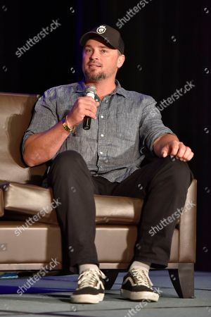 Tom Welling seen on Day 3 at Wizard World Comic-Con at the Donald E Stephens Convention Center, in Rosemont, IL