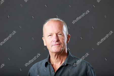 Stock Image of Jim Crace. English writer