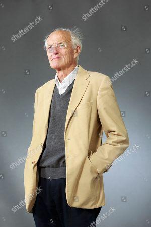 Michael Frayn. English playwright and novelist