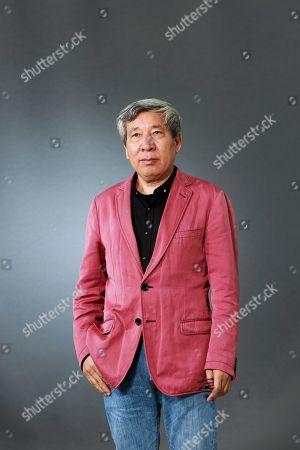 Yan Lianke. Chinese writer
