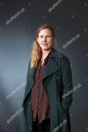 Stock Image of Miriam Toews. Canadian writer