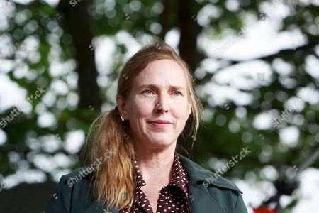 Stock Picture of Miriam Toews. Canadian writer