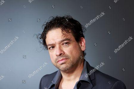 Stock Photo of Sergio de la Pava. American novelist