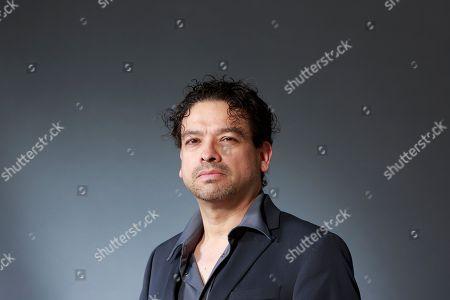 Sergio de la Pava. American novelist