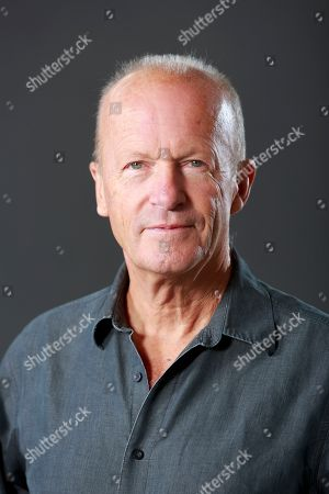 Stock Picture of Jim Crace. English writer