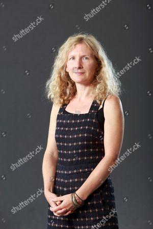 Samantha Harvey. English author
