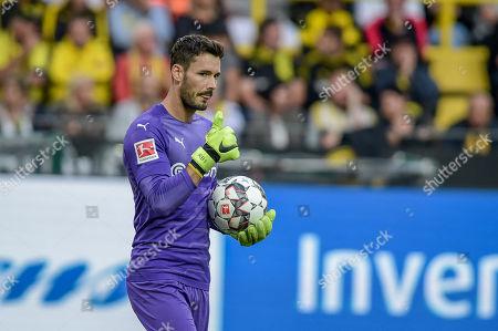 Football : Germany -1. Bundesliga  2018/19  Borussia Dortmund  vs RB Leipzig  26/08/2018 -  Roman Weidenfeller (Borussia Dortmund) during the game at the Signal Induna Park, Dortmund:.