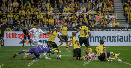 Editorial image of Football: Germany, 1. Bundesliga, Dortmund - 26 Aug 2018