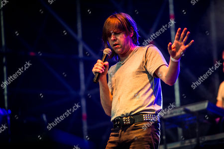 Stock Photo of Ariel Pink