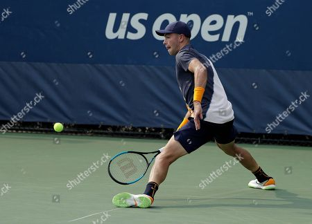 Editorial image of US Open Tennis, New York, USA - 27 Aug 2018