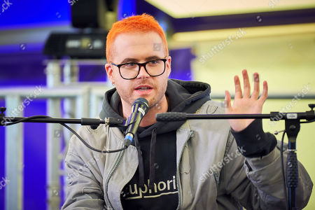 Christopher Wylie at The Media Circus