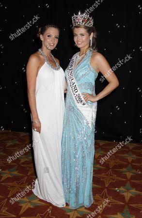 Editorial photo of Miss England 2009 final, Hilton Metropole Hotel, London, Britain - 20 Jul 2009