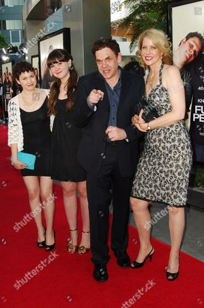 Charles Fleischer and family