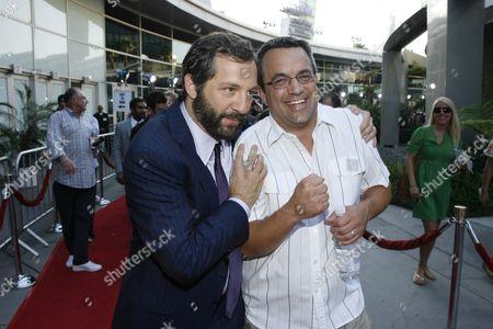 Judd Apatow and Executive Producer Jack Giarraputo