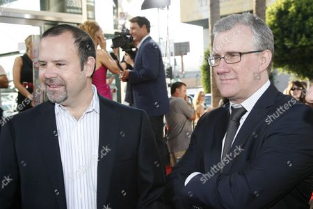 Universal's Marc Shmuger and David Linde