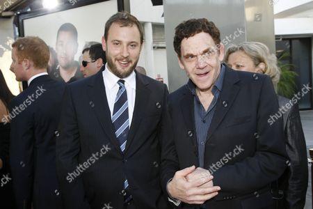 Executive Producer Evan Goldberg and Charles Fleischer