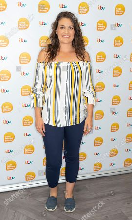 Editorial picture of 'Good Morning Britain' TV show, London, UK - 28 Aug 2018