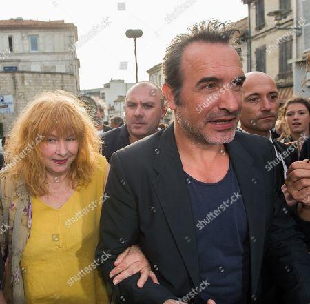 Yolande Moreau, Jean Dujardin