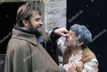 'Boy Dominic' - Brian Blessed and Wallas Eaton.