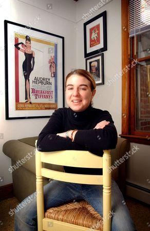 Journalist Rebecca White