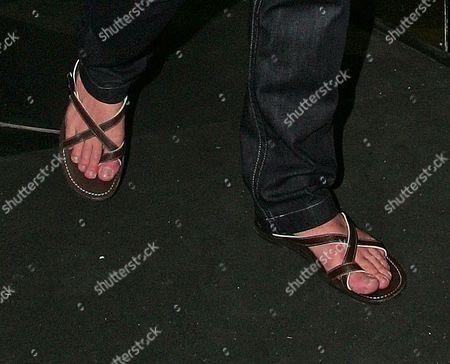 Editorial image of Sarah Ferguson leaving the Dorchester Hotel, London, Britain - 21 Jul 2009