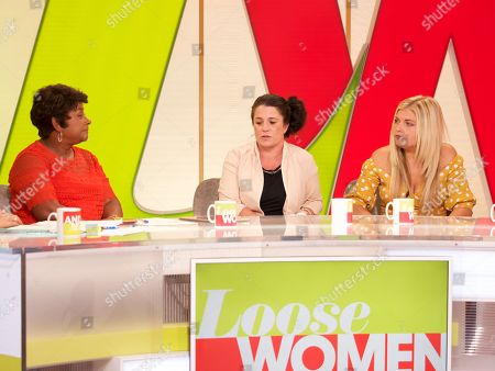 Doreen Lawrence, Jenny and Donna Taylor