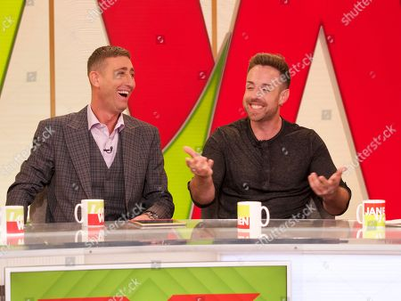 Christopher Maloney and Stevi Ritchie