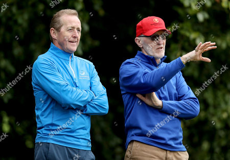 Pictured at the PREM Group Irish Masters Pro Am at the stunning Tulfarris Hotel & Golf Resort, Blessington, Co Wicklow, is Jim Murphy, CEO Prem Group with Michael Foxe. The PREM Group Irish Masters is the penultimate tournament on the EuroPro Tour and takes place at Tulfarris Hotel & Golf Resort from Wednesday August 29th-Friday August 31st. Some of the famous names to take part in the Pro Am competition were Niall Quinn, Shane Byrne, Stephen Hunt and Martin Delany, and they were led out by Tulfarris Touring Professional Simon Thornton