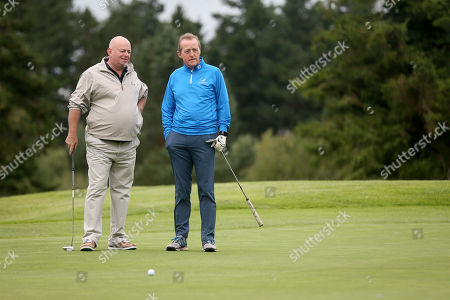 Pictured at the PREM Group Irish Masters Pro Am at the stunning Tulfarris Hotel & Golf Resort, Blessington, Co Wicklow, is Stephen Loftus, Prem Group Chief Financial Officer and Commercial Director with Jim Murphy, CEO Prem Group. The PREM Group Irish Masters is the penultimate tournament on the EuroPro Tour and takes place at Tulfarris Hotel & Golf Resort from Wednesday August 29th-Friday August 31st. Some of the famous names to take part in the Pro Am competition were Niall Quinn, Shane Byrne, Stephen Hunt and Martin Delany, and they were led out by Tulfarris Touring Professional Simon Thornton