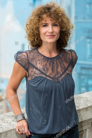 Stock Picture of Elsa Lunghini