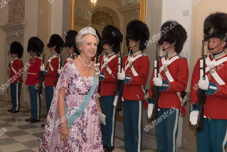 Princess Benedikte of Denmark.