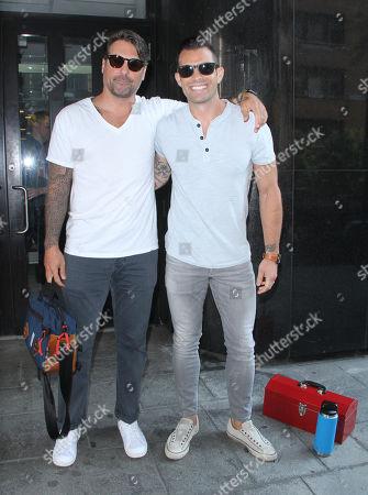 Anthony Carrino and John Carrino