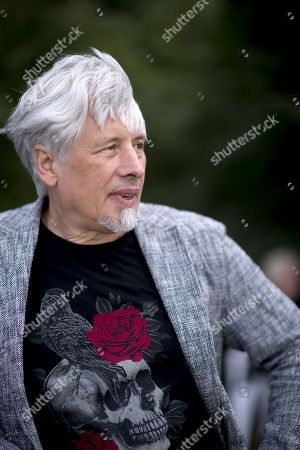 Stock Photo of Vladimir Sorokin, Russian author