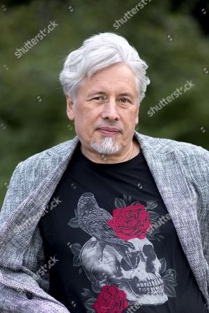 Stock Image of Vladimir Sorokin, Russian author