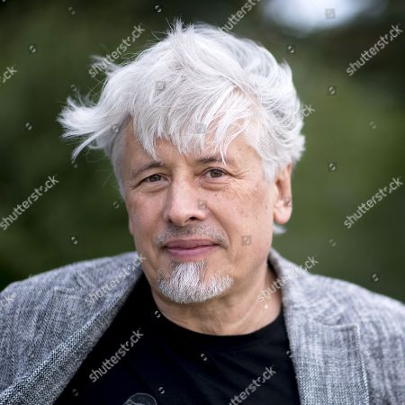 Stock Picture of Vladimir Sorokin, Russian author