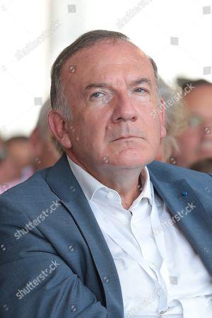 Stock Picture of Pierre Gattaz