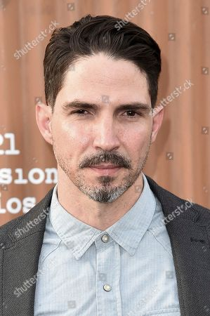 """Maurice Compte attends the LA Premiere of """"Mayans M.C."""" at the TCL Chinese Theatre, in Los Angeles"""