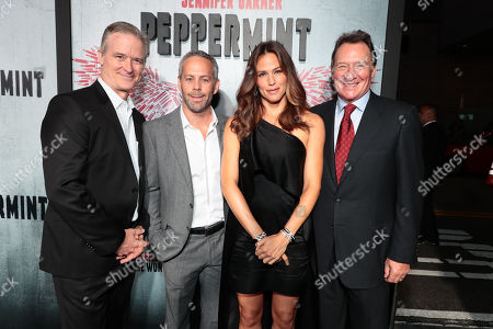 Richard Wright, Producer, Eric Reid, Producer, Jennifer Garner, Gary Lucchesi, Producer