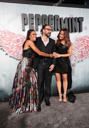 Annie Ilonzeh, Pierre Morel, Director, Jennifer Garner