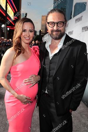 Erin Carufel, Pierre Morel, Director