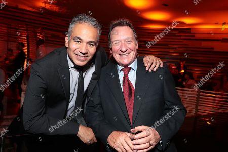 John Ortiz and Producer Gary Lucchesi