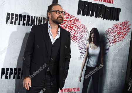 """Editorial image of LA Premiere of """"Peppermint"""", Los Angeles, USA - 28 Aug 2018"""
