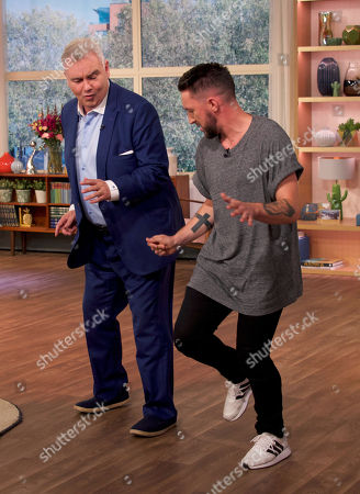 Editorial image of 'This Morning' TV show, London, UK - 29 Aug 2018