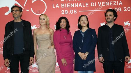 Editorial photo of 75th Venice International Film Festival, Italy - 29 Aug 2018