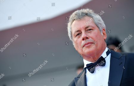 Italian writer Alessandro Baricco arrives for the opening ceremony and screening of 'First Man' at the 75th annual Venice International Film Festival, in Venice, Italy, 29 August 2018. The festival runs from 29 August to 08 September.