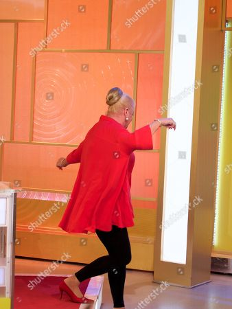 Stock Picture of Kim Woodburn