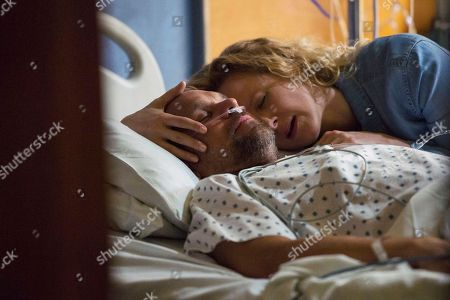 Norbert Leo Butz as Kevin Rayburn, Katie Finneran as Belle Rayburn