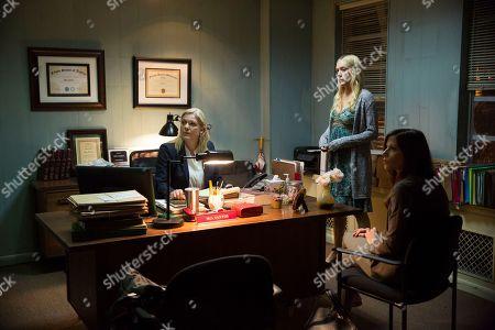 Molly Price as Mia, Chloe Sevigny as Chelsea O'Bannon, Hani Avital as Beth Mackey