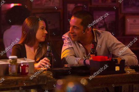 Linda Cardellini as Meg Rayburn, Enrique Murciano as Marco Diaz